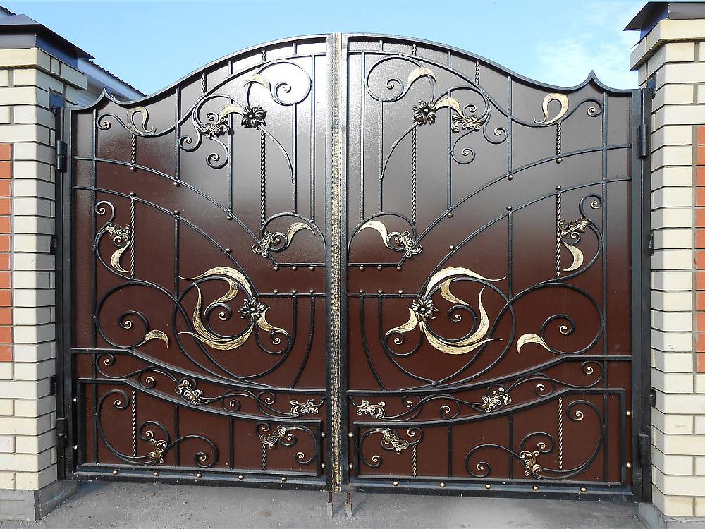 Ворота калитки цены фото в перми батайск ворота фото
