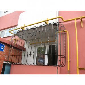 Решетки на балкон 14
