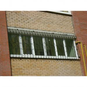 Решетки на балкон 5