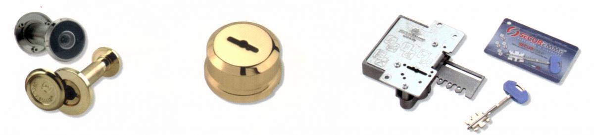 Броненакладка с магнитным ключом