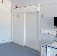 Ренгенозащитная дверь