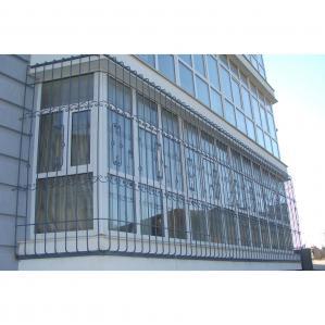 Решетки на балкон 17