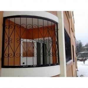 Решетки на балкон 1