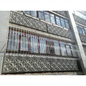 Решетки на балкон 2