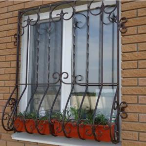 Решетки на балкон 19