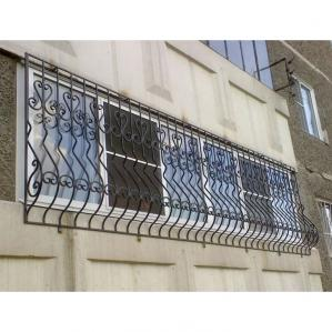 Решетки на балкон 3